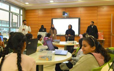 جمعية حنان  بالنصيرات تواصل تدريب 100 ناشئ وناشئة بمشروع برلمان الطفل