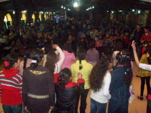 جمعية حنان تنظم يوم مرح ودوريين رياضيين للأطفال
