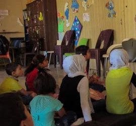 جمعيـة حنـان تعلن عن بدء الفصل الدراسي الثاني في برنامج الدعم التعليمي والصحي.